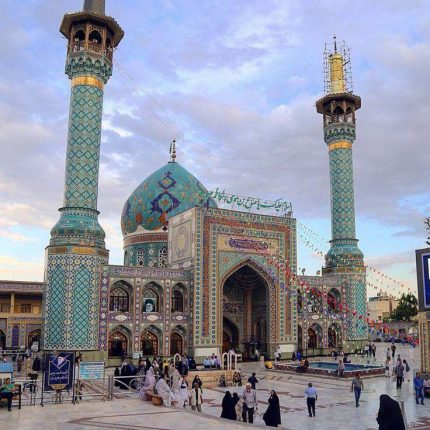 the tehran tarish imamzadeh