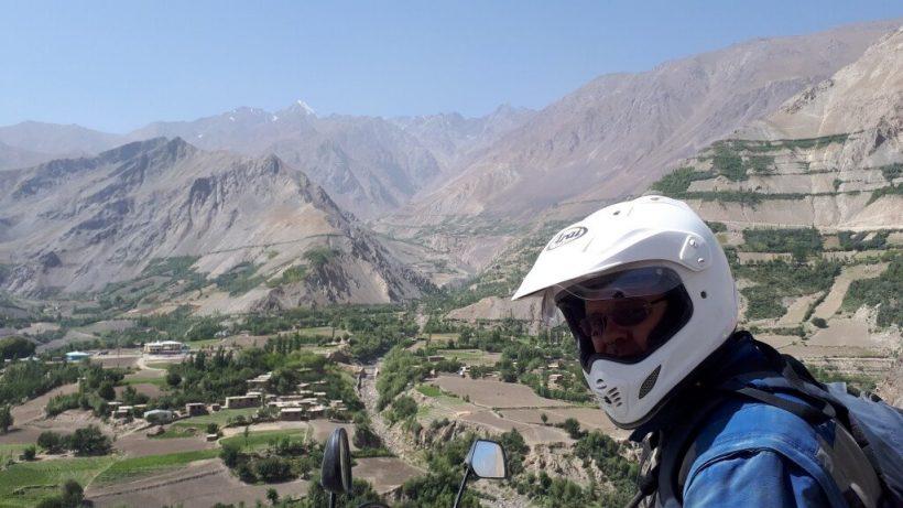 Overlooking Jamarj e Bala