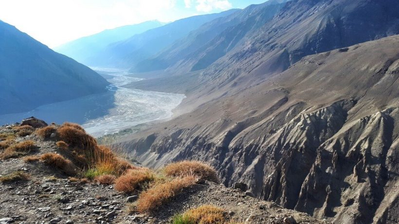 Kok Jar Pass to Tanimas River
