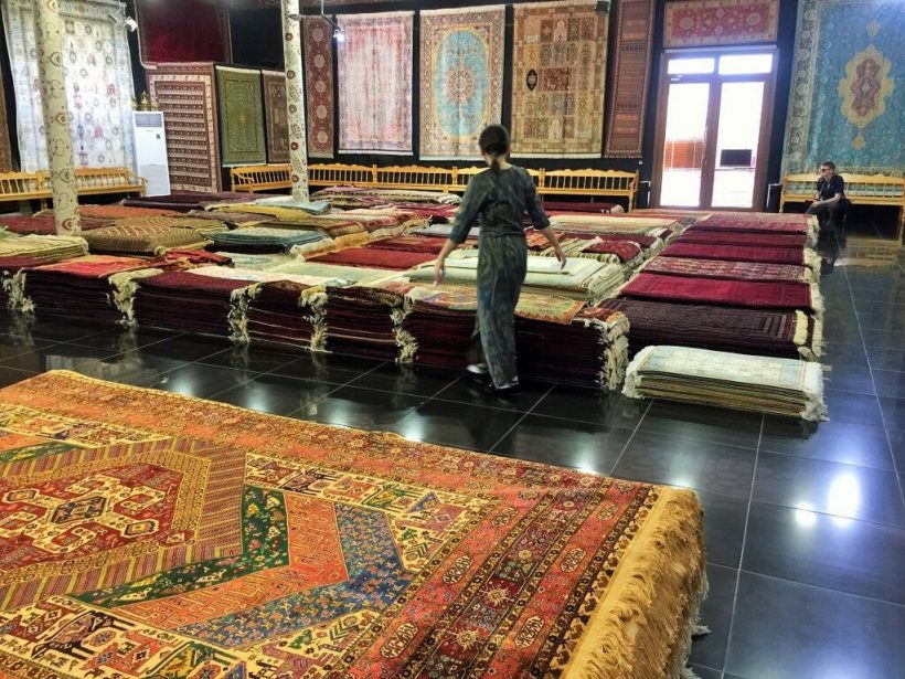 Bukhara – Carpet Factory_1024x768